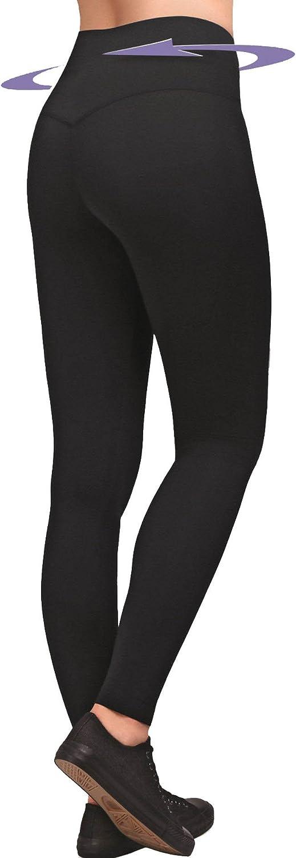 Conte elegant Women's Shaping Black Leggings  Style Line