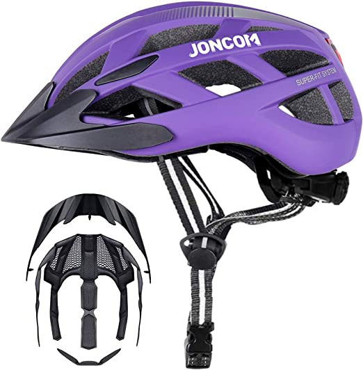 Joncom Adult Bike Helmet