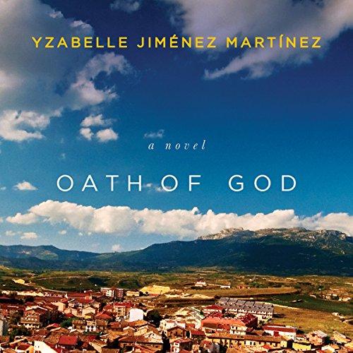 Oath of God audiobook cover art