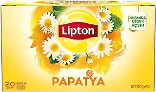 Lipton Papatya Bardak Poşet Bitki Çayı 20'Li