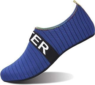 OROTER Summer Water Shoes for Women Quick-Dry Aqua Socks Men Barefoot Beach Swim Surf Exercise