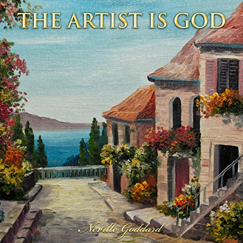 The Artist Is God audiobook cover art