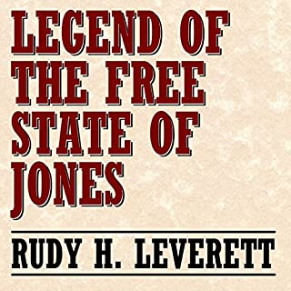 Legend of the Free State of Jones audiobook cover art