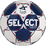 SELECT Ultimate Replica Champions League Ballon de Handball 1 Bleu/Blanc/Rouge