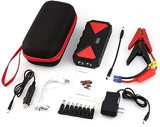 tablettes PC ect /JIJI886 Booster Batterie Voiture,600A 80000 mAh Portable Jump Starter A D/émarrage de Voiture Alimentation El/éctrique durgence pour Voiture LED Lampe,t/él/éphones portables