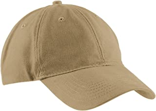Joe's USA - Brushed Twill Low Profile Cap in 14 Colors
