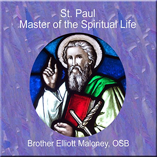St. Paul Master of the Spiritual Life audiobook cover art