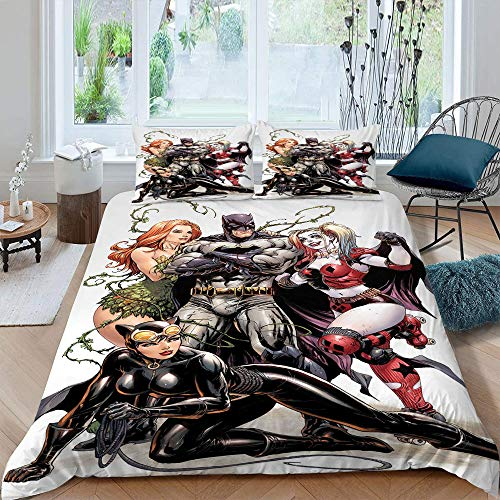 61fF7DP8+mL Harley Quinn Bed Sets