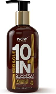 wow 10 in 1 shampoo ingredients