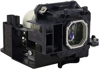 CTLAMP NP17LP / 60003127 Replacement Lamp NP17LP Compatible Bulb with Housing for NEC M300WS M350XS M420X P350W P420X M300WSG M350XSG M420XG P420XG P350WG NP-P350W NP-P420X Projectors