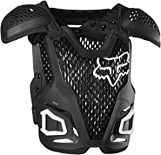 Fox Racing R3 Youth Off-Road Motorcycle Chest Protector - Black/One Size