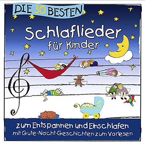 Die 30 besten Schlaflieder für Kinder