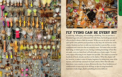 The Total Fly Fishing Manual: 307 Essential Skills and Tips