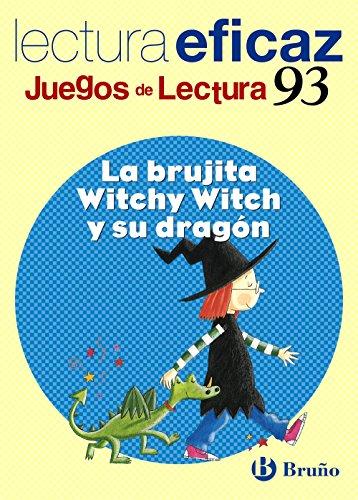 La brujita Witchy Witch y su dragón Juego Lectura (Castellano - Material Complementario - Juegos De Lectura) - 9788421657539 (Juegos Lectura Eficaz)