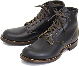 [レッドウィング] REDWING 9060 Beckman Boot FLAT BOX ブラッククロンダイク 茶芯