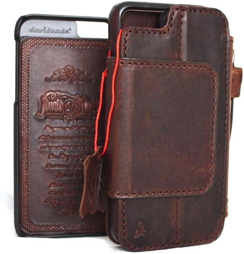 Genuine Real Leather Case Regular dealer for iPhone 6 M 6s 4.7 Nashville-Davidson Mall Inch Book Wallet