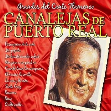 Grandes del Cante Flamenco: Canalejas de Puerto Real