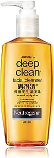 Neutrogena Deep Clean Facial Cleanser, 200 ml