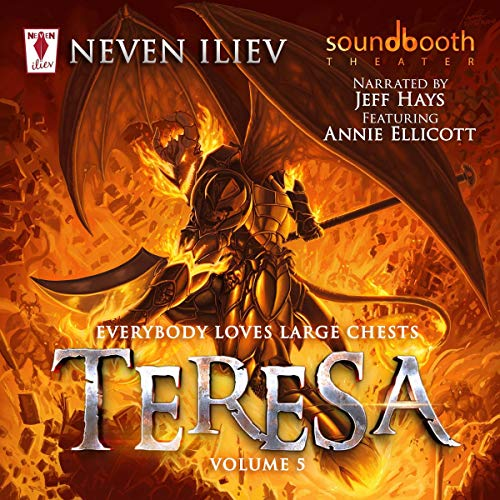 Teresa: Everybody Loves Large Chests (Vol.5) Audiobook By Neven Iliev cover art