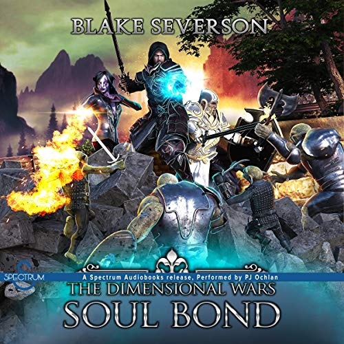 Soul Bond Audiobook By Blake Severson cover art