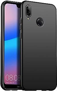 MOFI Huawei Nova 3e Case, Thin Hard PC Black