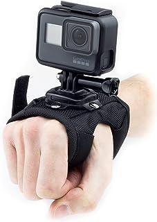 Action Camera Hand Mount Wrist Strap for GoPro Hero Fusion Akaso EK7000 Brave 5 4 Apeman EKEN H9R Fitfort Crosstour Campar...