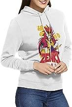 Bizarre Anime Kishin Douji ZENKI Demon God Child Zenki Pullover Women's Long Sleeved Sweatshirts Hoodies