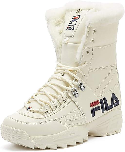 fila boots descuentos