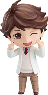 ねんどろいど ハイキュー!! 及川徹 制服Ver. ノンスケール ABS&PVC製 塗装済み可動フィギュア