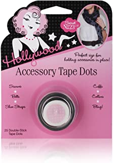 Hollywood Accessory Dots 25 Double-Stick Tape Dots