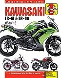 Kawasaki ER-6f & ER-6n (06 - 16) (Haynes Service and Repair Manual)