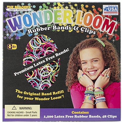 Beadery Wonder Loom-Juego de Recambio de...