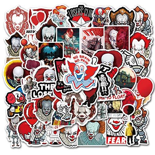 Movie Pop Bagage Stickers Super Waterdichte Graffiti Koffer Stickers 50 stks