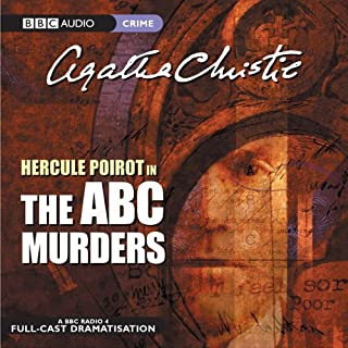 The A.B.C. Murders (Dramatised) cover art