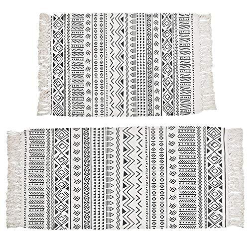 alfombra con flecos fabricante HEBE