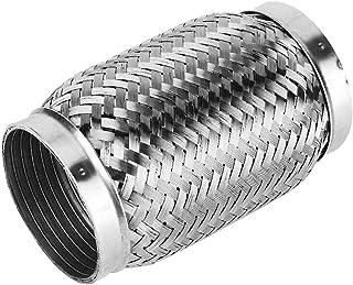 2,75/x 20 70/mm x 500/mm Polylock Tubo de escape flexible de acero inoxidable con Stub extremos T304/alta calidad