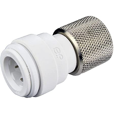 "Reducing Connector-Male X 5//16/"" Tube O//D x 1//4/"" Tube O//D B3-00370"