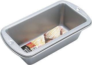 Wilton 14.6 x 7.6 cm (5.75 x 3-Inch) Recipe Right Mini Loaf Tin