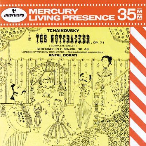 Tchaikovsky: The Nutcracker (Complete Ballet); Serenade in C Major