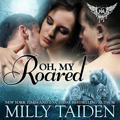 Oh, My Roared audiobook cover art