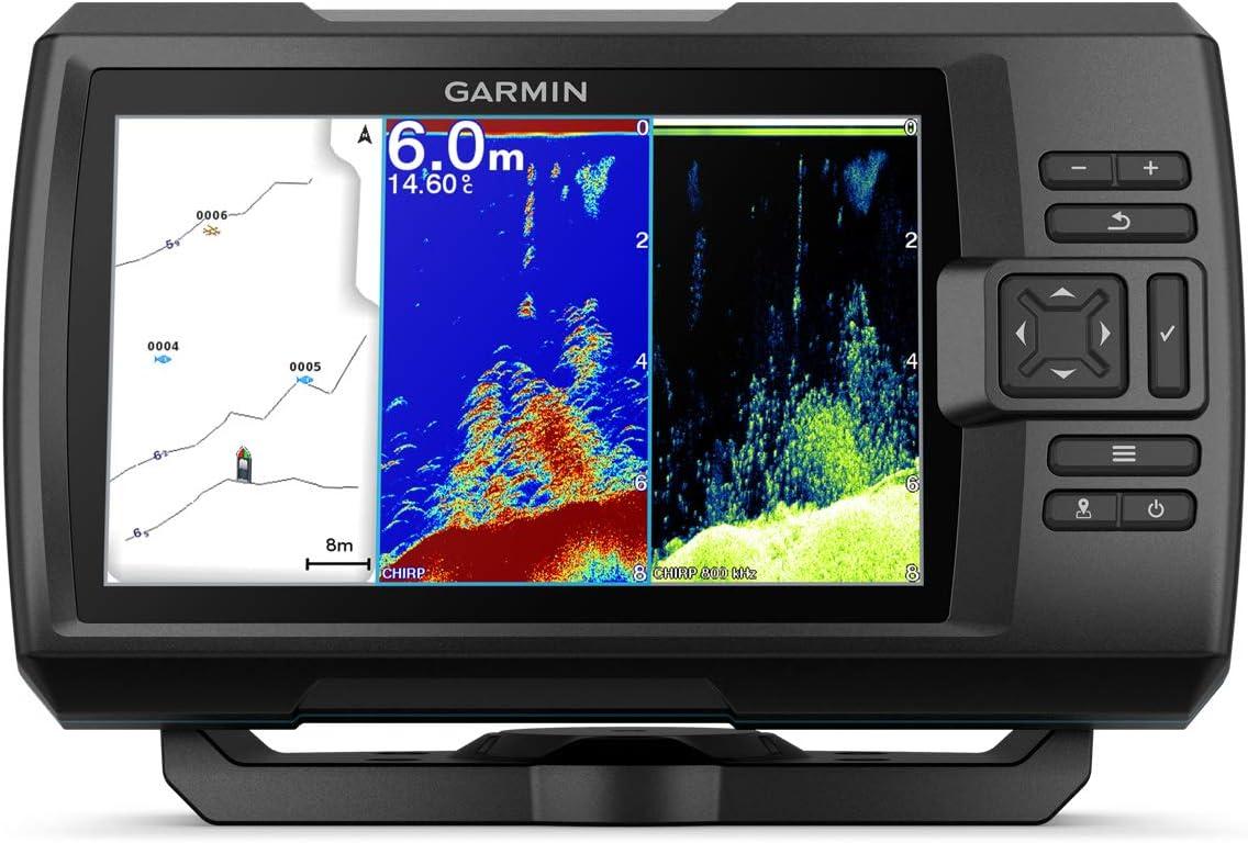 Garmin Striker Vivid 7cv con GT20-TM-Geber