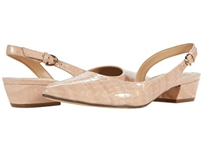 Naturalizer Banks (Almond Crocco) Women