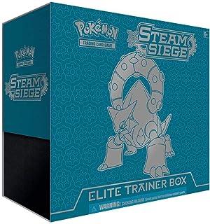 Pokemon TCG: XY Steam Siege Elite Trainer Box