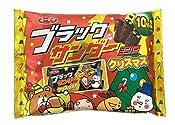 有楽製菓 ブラックサンダーミニバークリスマス 191g