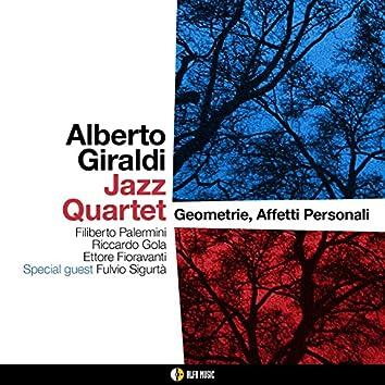 Geometrie, affetti personali (feat. Filiberto Palermini, Riccardo Gola, Ettore Fioravanti)