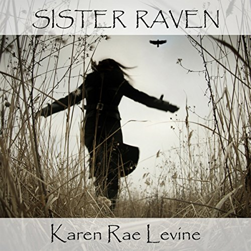 Sister Raven audiobook cover art