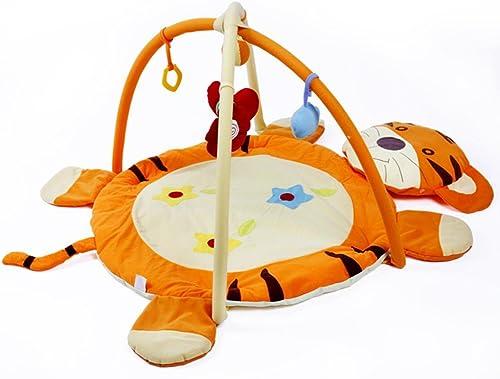 SZSY Erlebnisdecke  Zootiere  mit Spielbogen Spielcenter Ger chen und Musik , tiger
