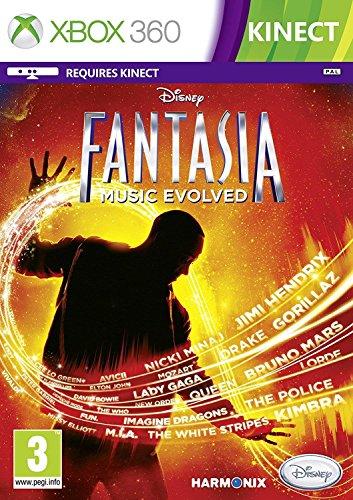 Disney Fantasia: Music Evolved (Xbox 360) [UK IMPORT]