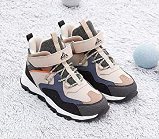 SF Girls Sneakers, Boys Sneakers, Children's Cotton Shoes, Boys Winter Plus Velvet, Girls Two Cotton Shoes