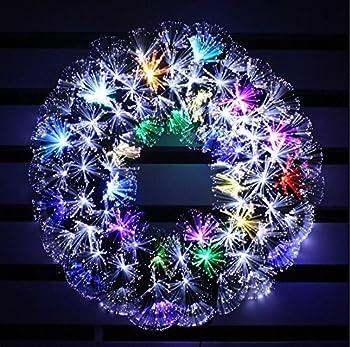 fiber optic christmas